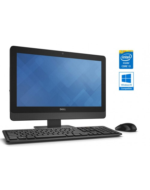 "Dell Optiplex 3030 AIO 19,5"" i3 SSD"
