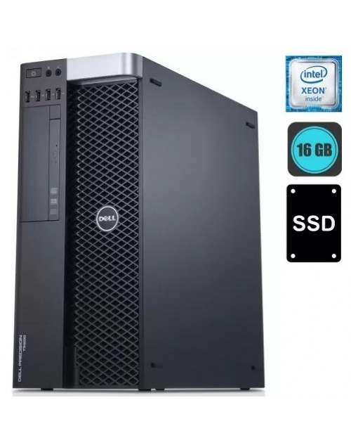 Dell Precision Tower 5600 Workstation - Intel Xeon