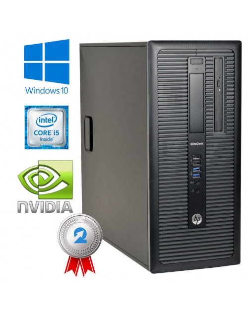 HP Compaq Elite 800 G2 Gaming i5-6500