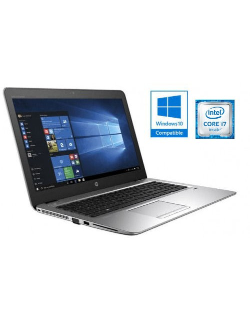 HP EliteBook 850 G3 Intel i7-6600U, SSD