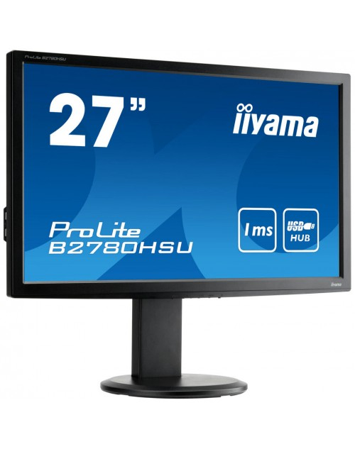 "Ilyama ProLite B2780HSU 27"" LED"