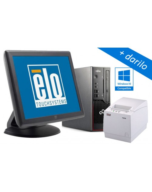 Elo Touch POS blagajna komplet SSD