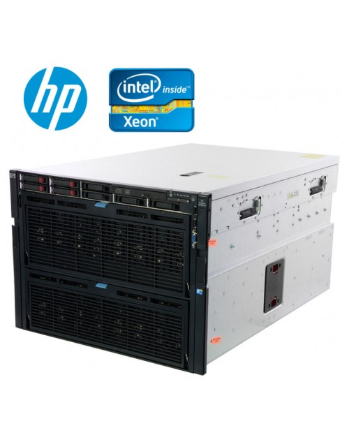 HP ProLiant DL980 G7 - 8 x Deca 10-Core