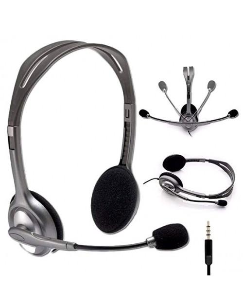 Logitech Stereo slušalke H111 (NOVO)