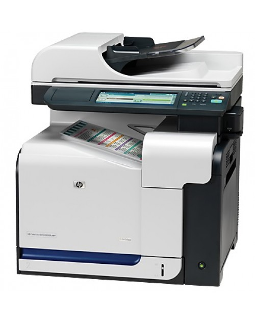 HP LaserJet Color XM3530fs - MFP