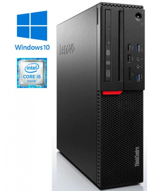 Lenovo ThinkCentre M700 Intel I5, SSD