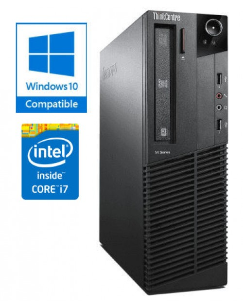 Lenovo ThinkCentre M93 SFF Intel i7 SSD