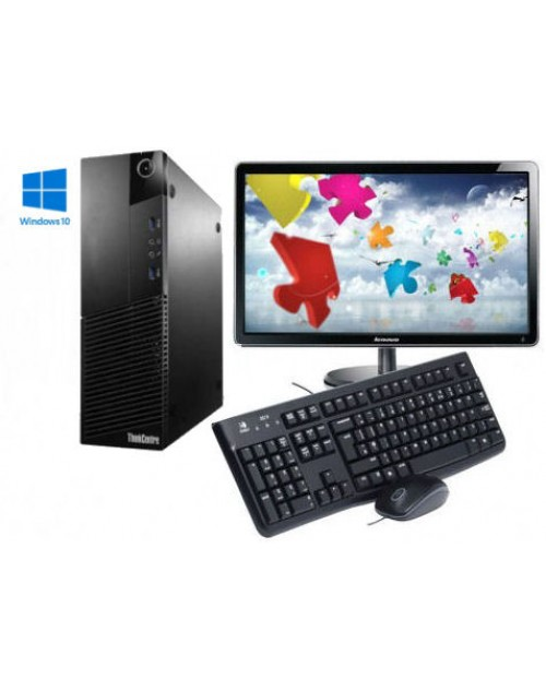 "Lenovo ThinkCentre komplet 24"" FullHD"