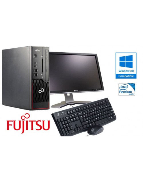 Office Basic komplet Fujitsu SSD + Windows 10 Pro