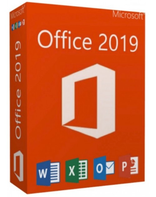 Microsoft Office Home & Business 2019  FPP