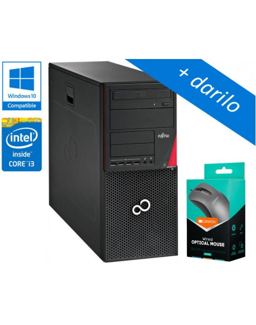 Fujitsu Siemens Esprimo P720 - Intel Core i3 - Office